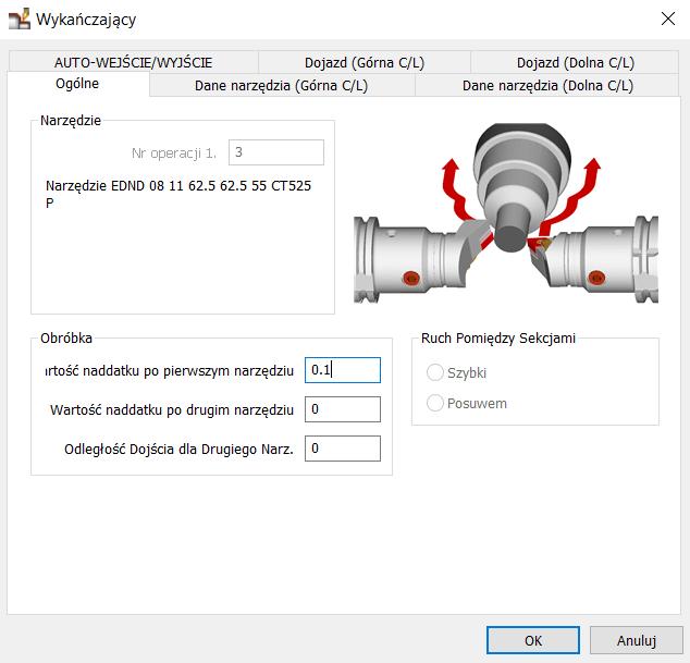 Równoczesna obróbka dwiema głowicami w środowisku alphacam - DPS Software