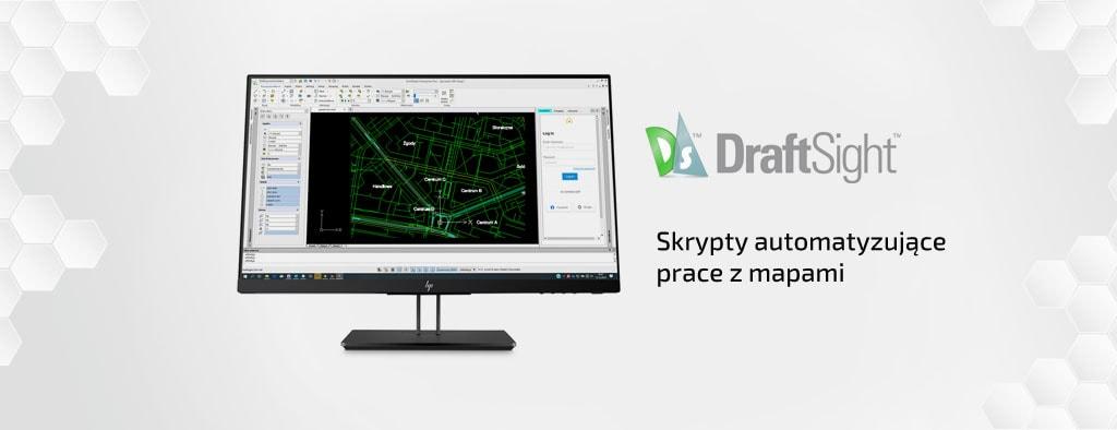 Pisanie skryptów - mapy w DraftSight - DPS Software - DPSTODAY
