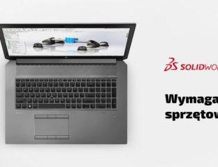 Wymagania sprzetowe dla SOLIDWORKS - specyfikacje techniczne komputerów