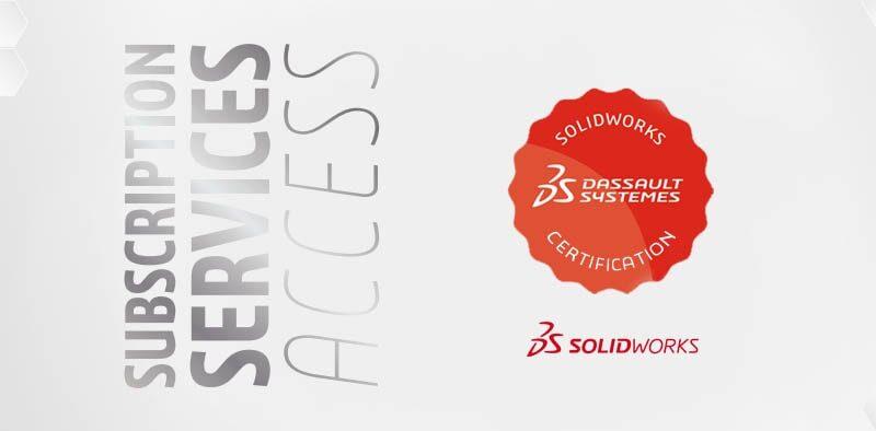 Darmowa certyfikacja SOLIDWORKS dla użytkowników posiadających aktywną subskrypcję