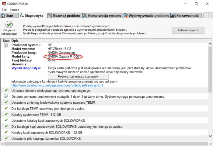 Wydajność SOLIDWORKS - pracuj szybciej w SOLIDWORKS - DPSTODAY - DPS Software