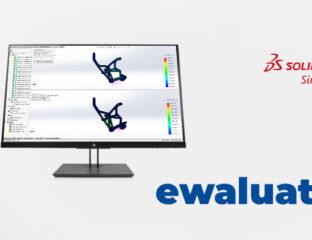 Ewaluator symulacji w SOLIDWORKS SIMULATION 2020