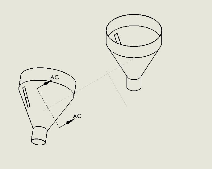 Tworzenie niestandardowych rysunków widoków SOLIDWORKS