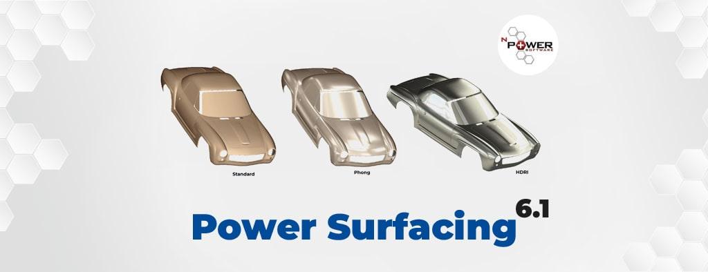 Nowości Power Surfacing 6.1 What's New