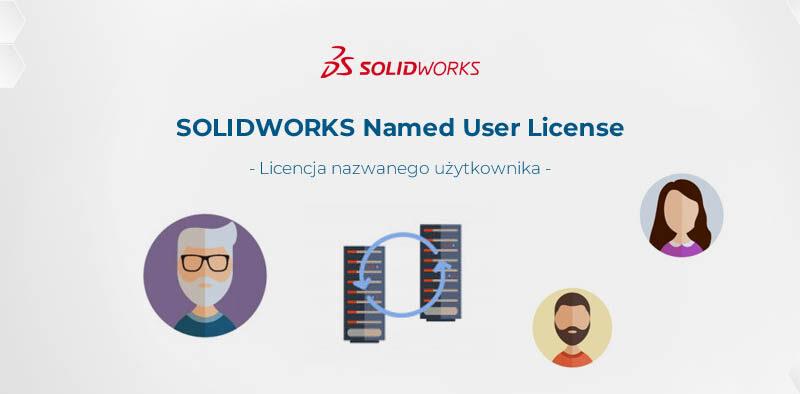 Licencjonowanie SOLIDWORKS Named User License - dps software - dpstoday