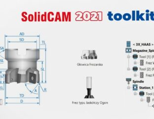 SOLIDCAM 2021 Toolkit