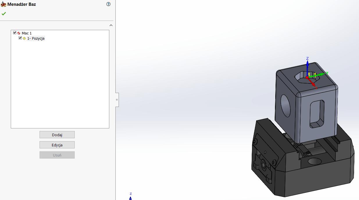 SOLIDCAM 2021 nowe moduły