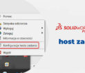 SOLIDWORKS PDM host zadania